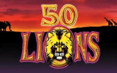 50 Lions kasinopeli